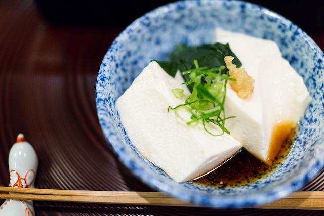 ファスティング後のオススメ回復食③湯豆腐