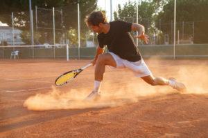 【10代 男性・高校生テニス選手】体幹の強化されてバランスが良くなりました!|お客様の声