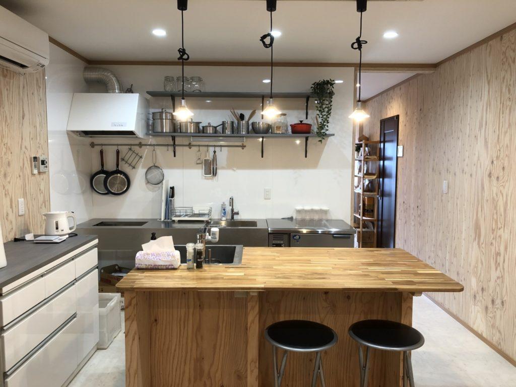 つくばのフィットネス×料理教室のお店|マンマビレッジのキッチスタジオ