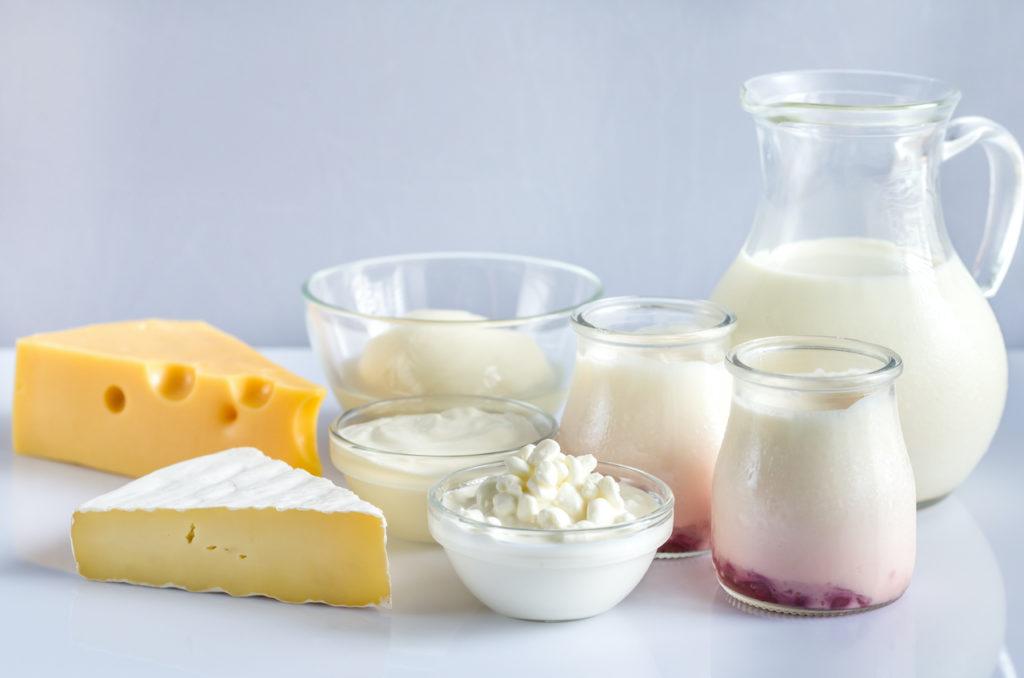 免疫力を高めるオススメ食べ物7選その②乳製品