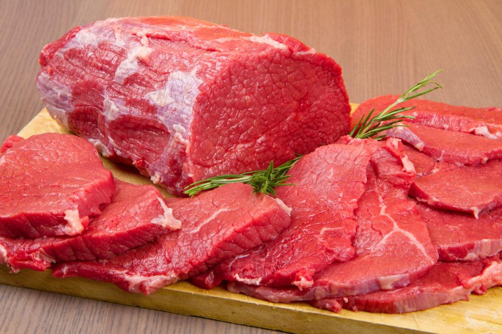 免疫力を高めるオススメ食べ物7選その③赤身肉