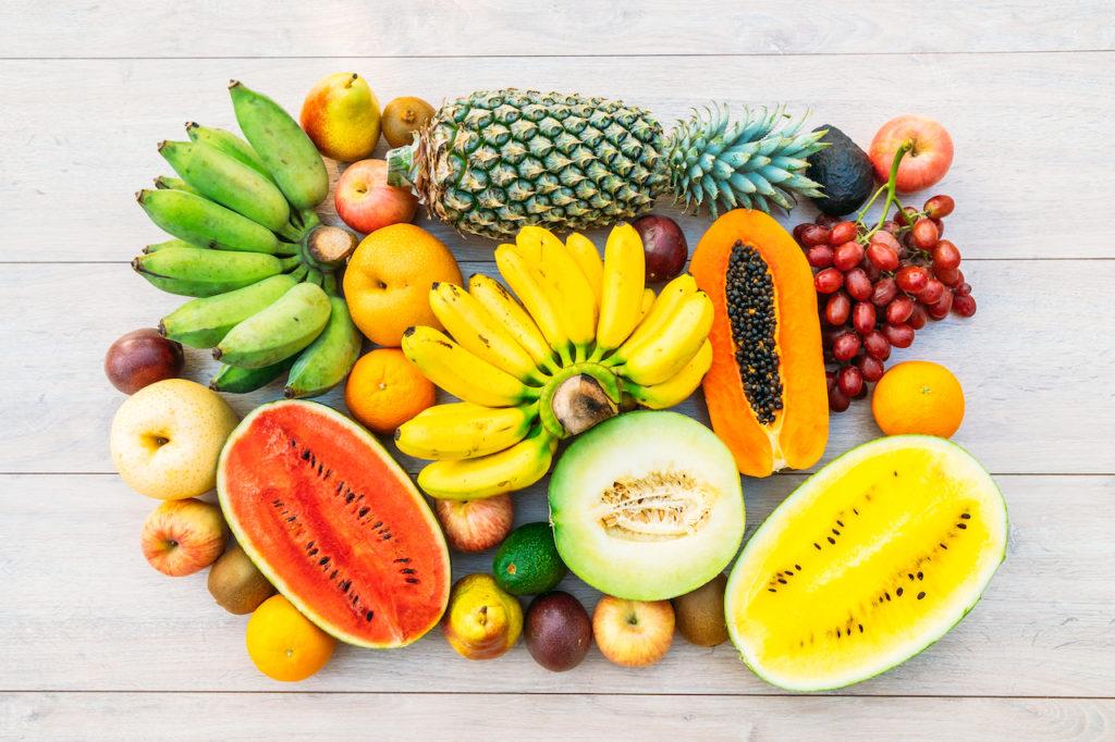 免疫力を高めるオススメ食べ物7選その⑦果物