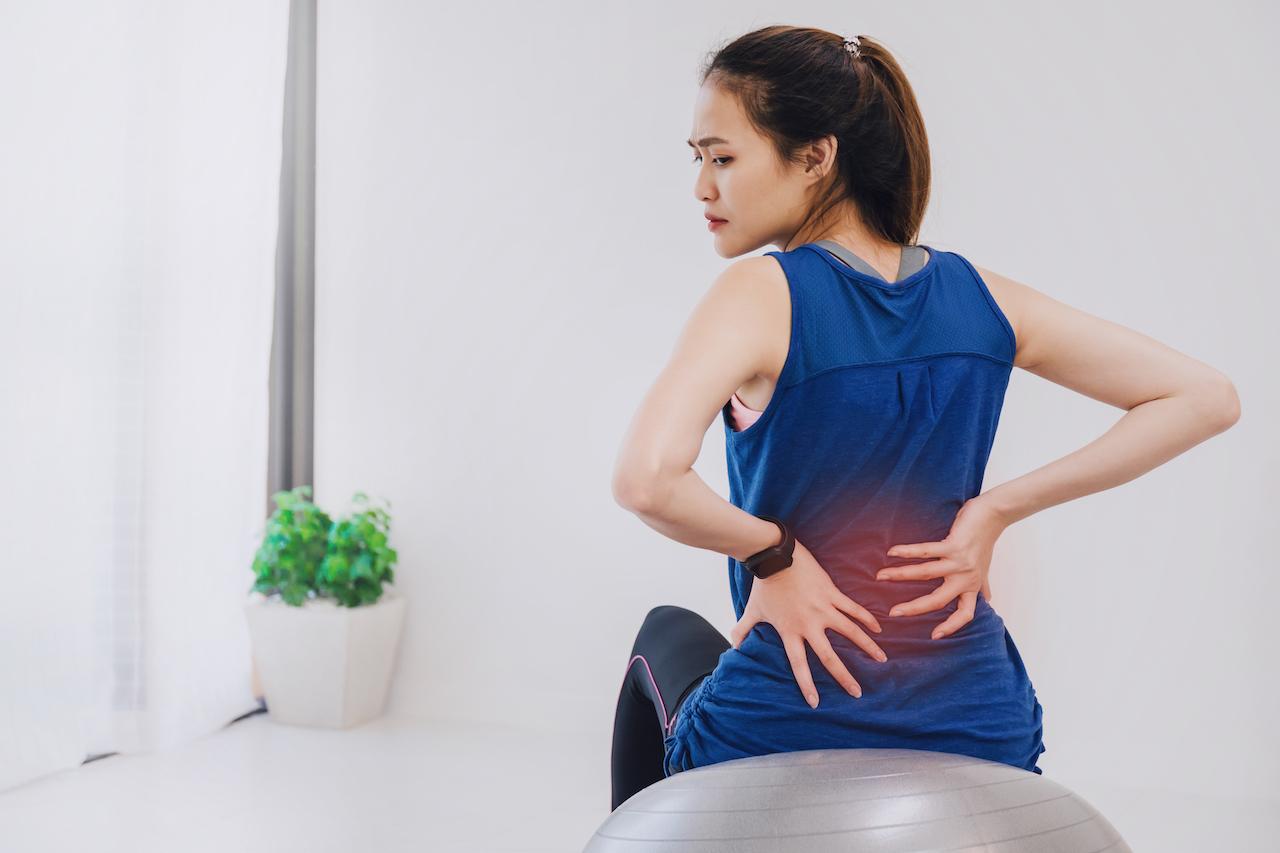 反り腰からくる腰痛を改善する超・具体的3ステップ